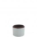 Balde de cerámica
